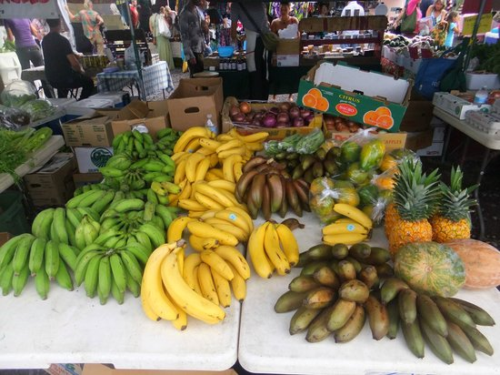 Pahoa, HI: fresh produce