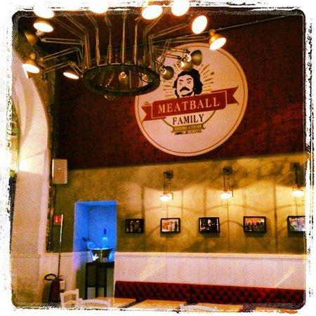 Ristorante the meatball family in milano con cucina - Cucina americana milano ...