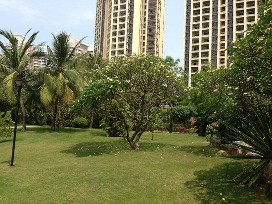 Resort Intime Sanya: Территория отеля