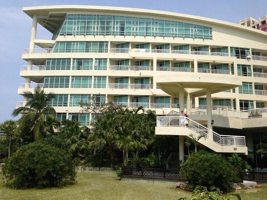 Resort Intime Sanya: На на корпус А