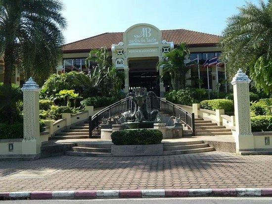Phuket Marriott Resort & Spa, Merlin Beach: Merlin beach resort