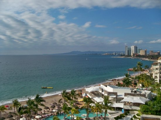 Secrets Vallarta Bay Resort & Spa: view from room
