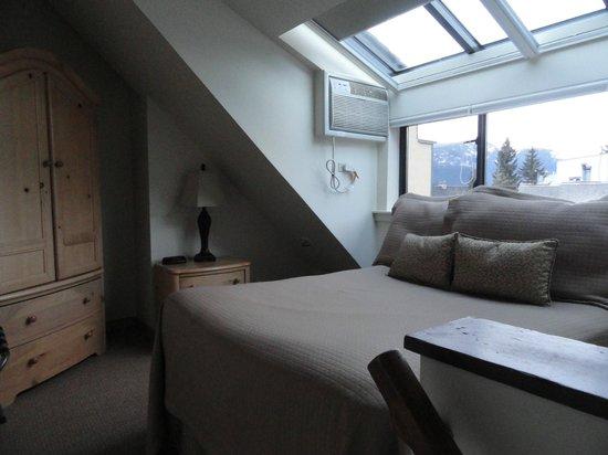 Clock Tower: Bedroom