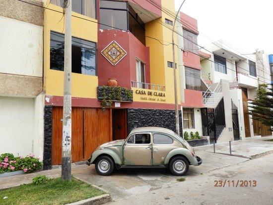 Casa de Clara     Cahuide 495, Trujillo 051, Peru