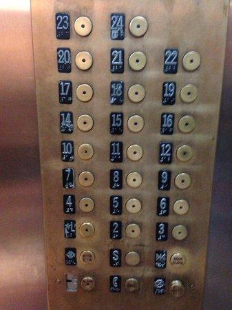 Hotel Carter: Elevator