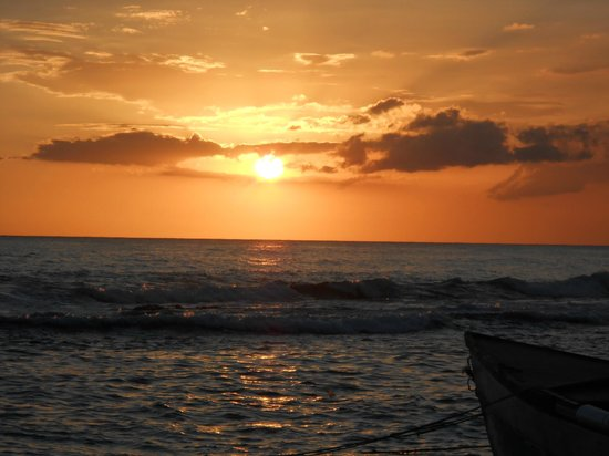 """""""Nuestra Casa"""" Guesthouse : Sunset at Billy's Bay 5 minutes from Nuestra Casa"""