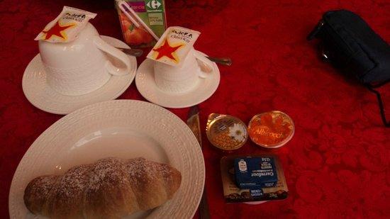 Bed & Breakfast Casetta Manfredi: Colazione
