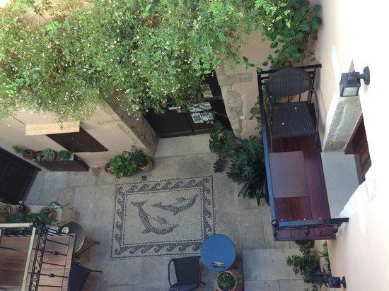 Casa De Delfini: Beautiful old foyer