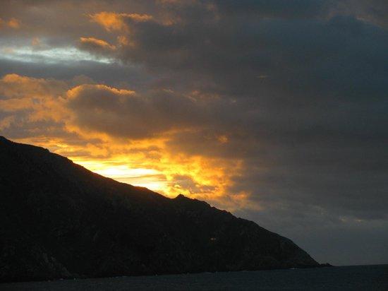Cape Horn: Sunrise at Cabo de Hornos