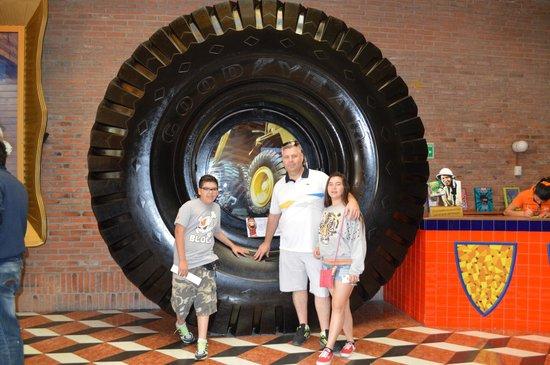 Museo Ripley's Ciudad de Mexico: AL INGRESAR