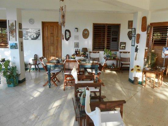 """Nuestra Casa"" Guesthouse : Dining area"