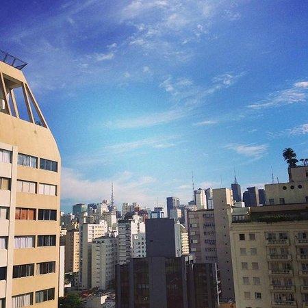 HB Hotels Ninety: Vista do 16º Andar, quarto 2606
