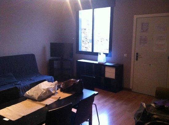 Apartamentos San Pablo : Comedor