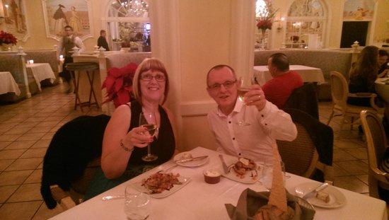Capriccio : 50th Birthday celebration - all the way from Scotland