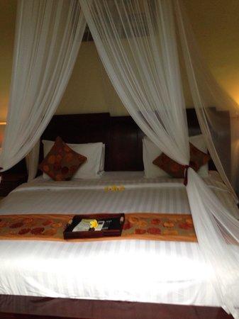 The Bali Dream Villa Seminyak : Bedroom