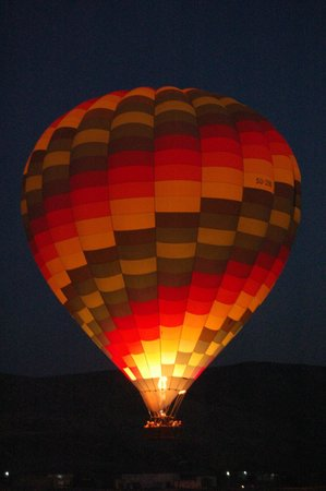 Ramasside Tours - Day Tours: Luxor hot air balloon ride