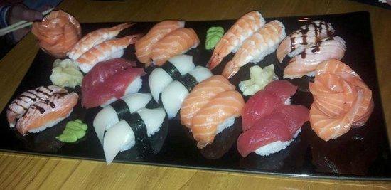 Jorudan Sushi: Misto