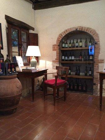 Hotel Borgo San Felice : Lounge Area