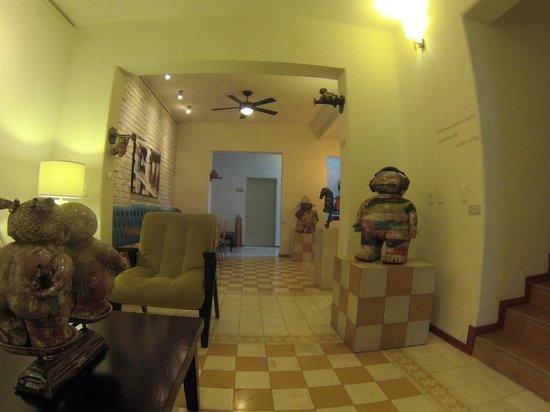 LA FE Hotel and Arts: Zona de Arte