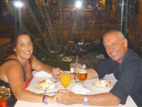 Grand Palladium Punta Cana Resort & Spa: Cena Buffet