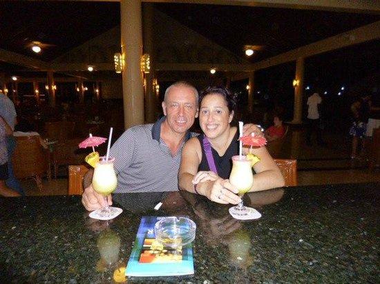 Grand Palladium Punta Cana Resort & Spa: Bar