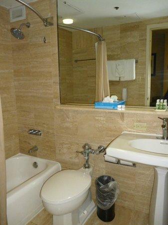 Miami International Airport Hotel: Bathroom
