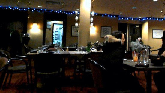 The Gallery: Dining room