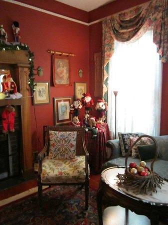 Alexander Homestead : Livingroom
