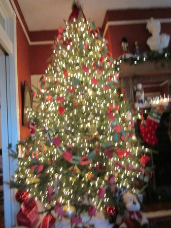 Alexander Homestead : christmas tree