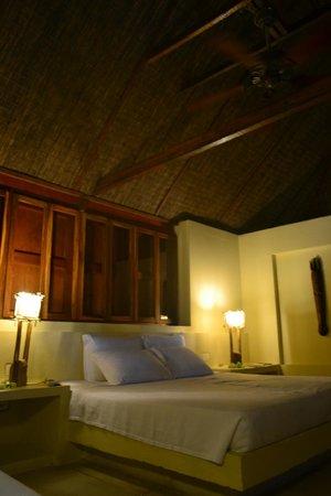 Hotel San Pedro de Majagua : O quarto