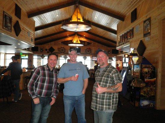 Wisconsin Riverside Resort, Inc.: Christmas Party