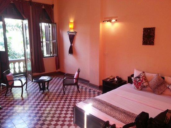 กัมพูชา อินน์: My room