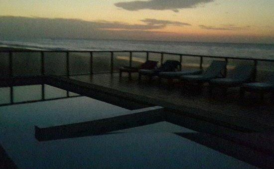 Hotel Costa Blanca de Mancora Vichayito : Terraza