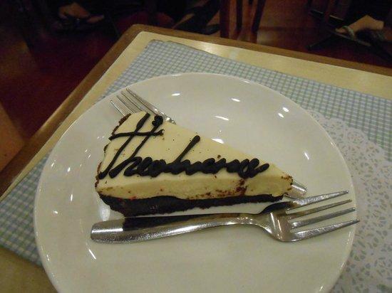 Theobroma : Brownie cake