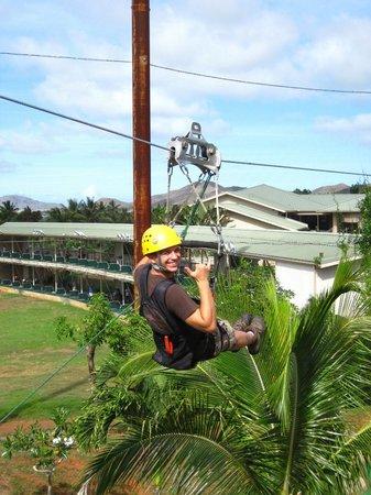 Bay View Mini-Putt And Zipline: Aloha