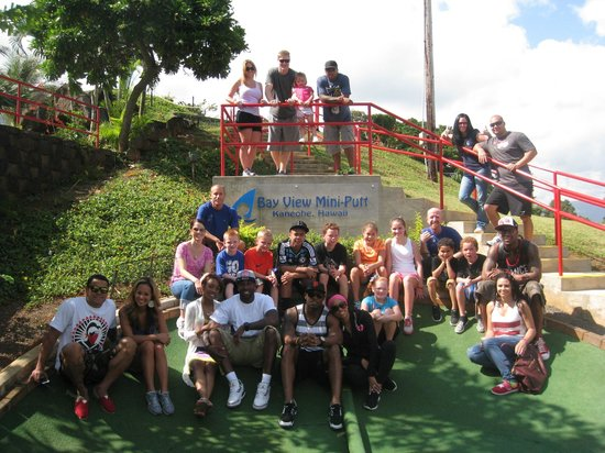 Bay View Mini-Putt And Zipline : Large Groups Welcome
