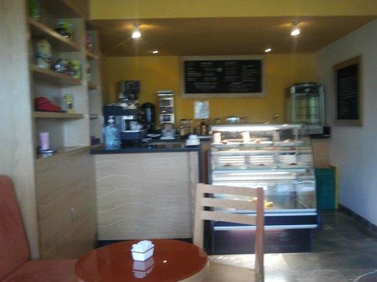 Dreams Puerto Aventuras Resort & Spa: The cafe