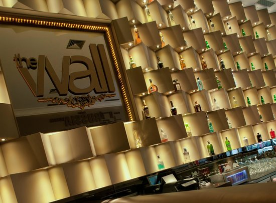 The Wall Bar: Wall