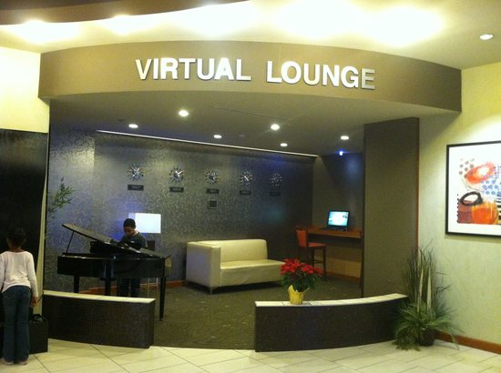 DoubleTree by Hilton Hotel Chattanooga Downtown: Virtual lounge pic #1