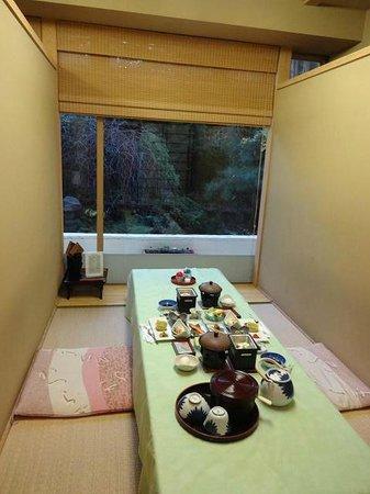 Katsuragi: Dining Room