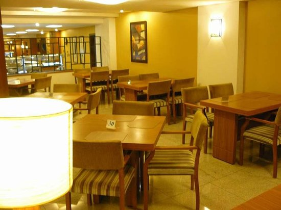 Nadai Confort Hotel & SPA: Comedor