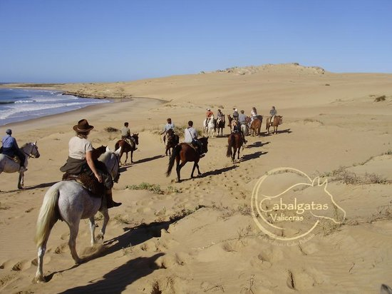 Valizas, Uruguay: The best landscape is always on a horse!