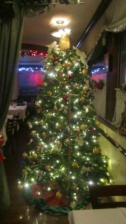 Aabee Persian & Mediterranean Restaurant: Happy Holidays