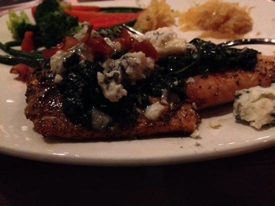 Bonefish Grill: december 2013 Salmon