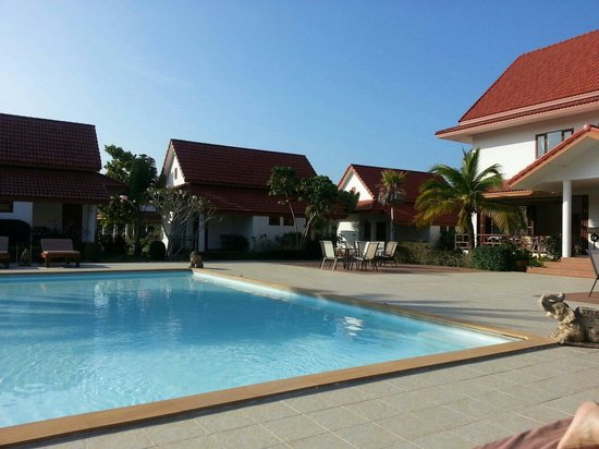 Armonia Village Resort and Spa: Piscina