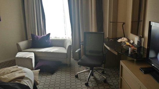 ANA InterContinental Tokyo: Living spa w