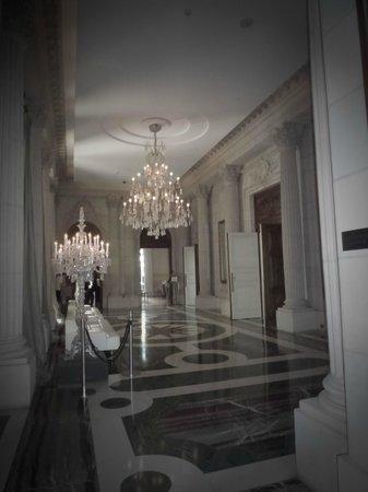 Palacio Duhau - Park Hyatt Buenos Aires: foyer