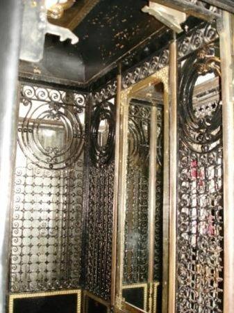 El Jardin del Tango: Casa Jasmin: Elevator