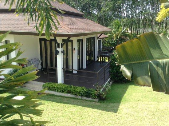 Leelawadee Garden Resort: my villa