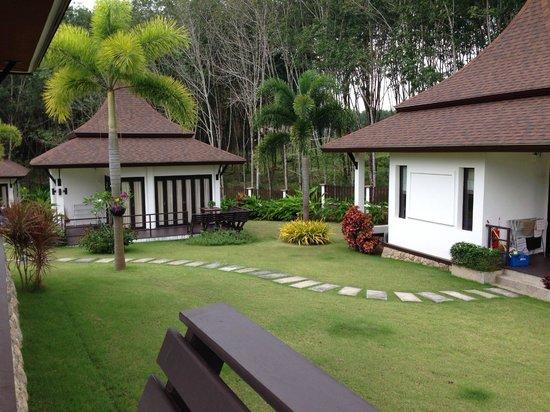 Leelawadee Garden Resort: perfect settings